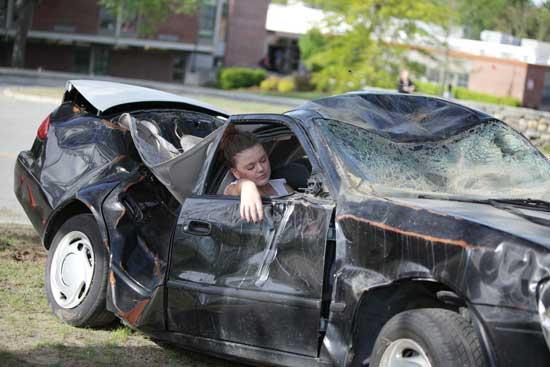 car crashes okc traffic accidents car accident claims funny carMiles Teller Car Accident